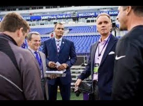 Chad Steele, V.P. of Public Relations for the Baltimore Ravens