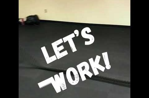 Crystal – Battle Rope Workout