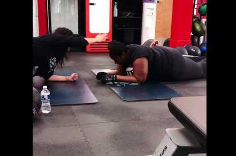 Crystal – Plank Workout