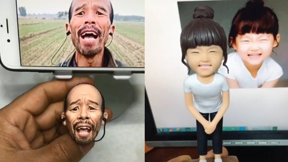Artist Creates Incredibly Realistic Polymer Clay Sculptures