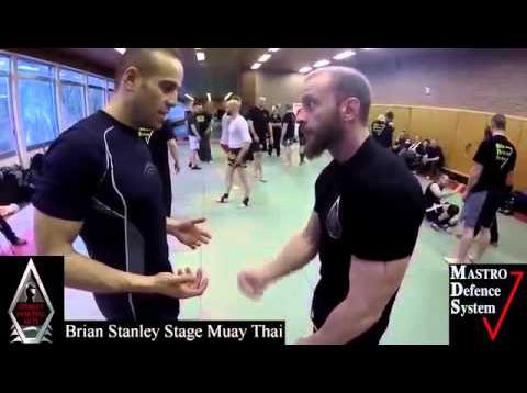 Muay Thai Coaching