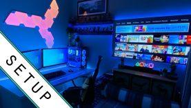 Gaming Setup / Room Tour! 2020 – Ultimate Small Room Setup